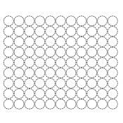 Wendy Vecchi Background Stamp - Dots and Dashes WVBG010