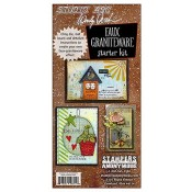 Wendy Vecchi Mat Board Projects - Faux Graniteware Starter Kit WVGRST
