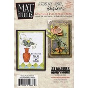 Wendy Vecchi Mat Minis: Pitchers & Vases WVMMPV
