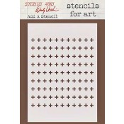 Wendy Vecchi Stencils for Art - Add A Stencil WVSFA025