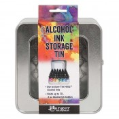 Tim Holtz Alcohol Ink Storage Tin - TAC58618