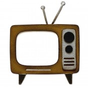 Sizzix Bigz Die: Retro TV 665371