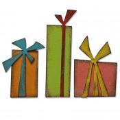 Sizzix Bigz Die: Gift Wrap 664973
