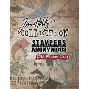 Tim Holtz Collection - Early 2014 Catalog