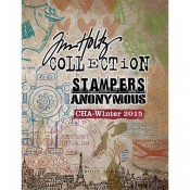 Tim Holtz Collection - Early 2015 Catalog