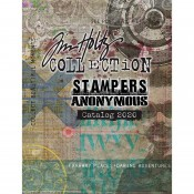 Tim Holtz Collection: Early 2020 Catalog