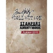 Tim Holtz Collection - Late 2015 Catalog