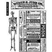 Tim Holtz Poisonous CMS171