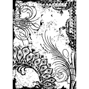 Tim Holtz Components - Flourish COM001