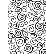 Tim Holtz Components - Swirls COM012