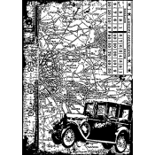 Tim Holtz Components - Car COM013