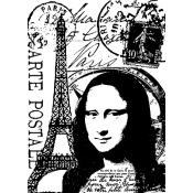 Tim Holtz Components - Paris COM015
