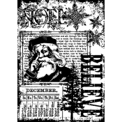 Tim Holtz Components Christmas Miracle COM025