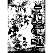Tim Holtz Components - Fairy Garden COM029