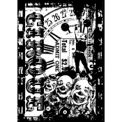 Tim Holtz Components - Circus Freak COM034
