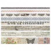 Tim Holtz Idea-ology Design Tape: Butterfly - TH93356