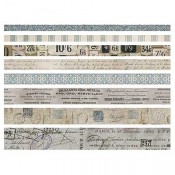 Tim Holtz Idea-ology Design Tape: French - TH93355