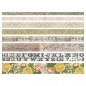 Tim Holtz Idea-ology Design Tape: Rose - TH93354