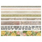 Tim Holtz Idea-ology Design Tape: Rose - TH93354D