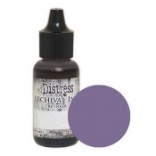 Tim Holtz Distress Archival Ink Reinker: Dusty Concord ARD66330