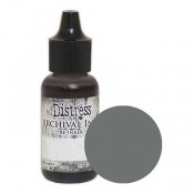 Tim Holtz Distress Archival Ink Reinker: Hickory Smoke ARD51114