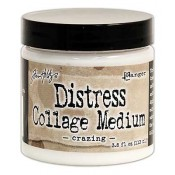 Tim Holtz Distress Collage Medium: Crazing - TDA47957
