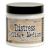 Tim Holtz Distress Collage Medium, Matte TDA47933