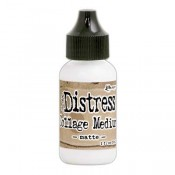 Tim Holtz Distress Collage Medium: Matte - TDA58076