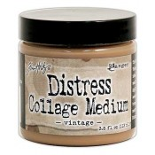Tim Holtz Distress Collage Medium: Vintage - TDA47940