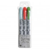 Tim Holtz Distress Crayons: Set 11 TDBK76407