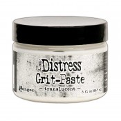 Tim Holtz Distress Grit-Paste: Translucent TDA71730