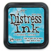 Tim Holtz Distress Ink Pad: Broken China - TIM21414