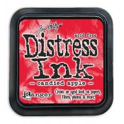 Tim Holtz Distress Ink Pad: Candied Apple - TIM43287