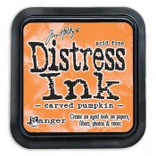 Tim Holtz Distress Ink Pad: Carved Pumpkin - TIM43201
