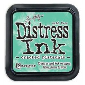 Tim Holtz Distress Ink Pad: Cracked Pistachio - TIM43218