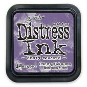 Tim Holtz Distress Ink Pad: Dusty Concord - TIM21445