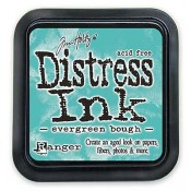 Tim Holtz Distress Ink Pad, Evergreen Bough - TIM32854