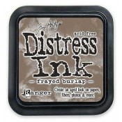 Tim Holtz Distress Ink Pad: Frayed Burlap - TIM21469