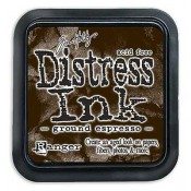 Tim Holtz Distress Ink Pad, Ground Espresso - TIM43270
