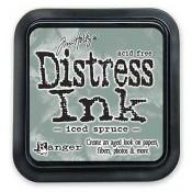 Tim Holtz Distress Ink Pad: Iced Spruce - TIM32878