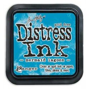 Tim Holtz Distress Ink Pad, Mermaid Lagoon - TIM43256