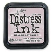 Tim Holtz Distress Ink Pad: Milled Lavender - TIM20219