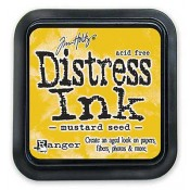 Tim Holtz Distress Ink Pad: Mustard Seed - TIM20226