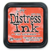 Tim Holtz Distress Ink Pad: Ripe Persimmon - TIM32830