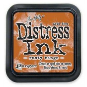Tim Holtz Distress Ink Pad: Rusty Hinge - TIM27157