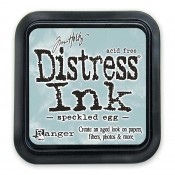 Tim Holtz Distress Ink Pad: Speckled Egg TIM72522