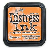 Tim Holtz Distress Ink Pad: Spiced Marmalade - TIM21506