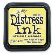 Tim Holtz Distress Ink Pad: Squeezed Lemonade - TIM34940