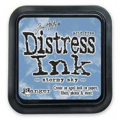 Tim Holtz Distress Ink Pad: Stormy Sky - TIM27171
