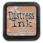 Tim Holtz Distress Ink Pad: Tea Dye - TIM19510